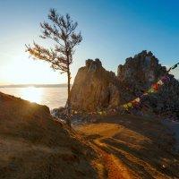 Байкальский закат :: Анатолий Иргл