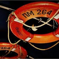 Морская инсталляция в Балаклаве :: Кай-8 (Ярослав) Забелин