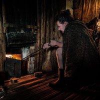Всё, как в детстве, тёплом и светлом... :: Ирина Данилова