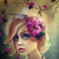 Цветочная фея :: Лана Минская