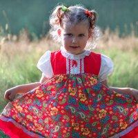 В новом платье :: Наталья Мячикова