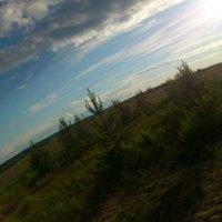 Земля круглая :: Кристина Виноградова