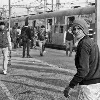 Железнодорожная Индия_3 :: Ольга Александрова