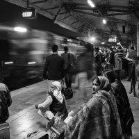 Железнодорожная Индия_1 :: Ольга Александрова