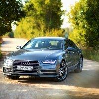 Audi A7 :: Марина Юдина