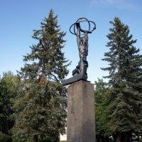Памятник мирному атому :: Елена Павлова (Смолова)
