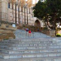 готический кафедральный собор (Пальма-де-Майорка) :: ALEX KHAZAN