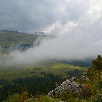 На уровне облаков :: Петр Заровнев