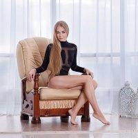 Девушка :: Светлана Казьмина