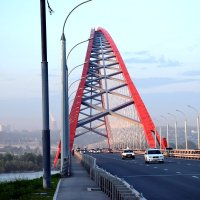 Бугринский мост. Новосибирск - 3. :: gegMapuXyaH