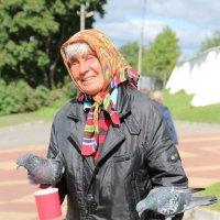Любовь и голуби :: ирина