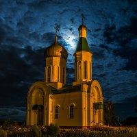 Графовка. Церковь Иоанна Златоуста. :: ALEXANDR L