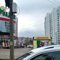 Типичный город России 21 века :: Алексей Ник