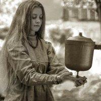 Что в этой жизни суждено -  и не измерить... :: Ирина Данилова