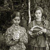 И знаешь ты, как сердце жаждет чистоты... :: Ирина Данилова