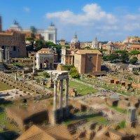 Римские руины :: сергей адольфович