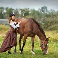 Осень с стиле стимпанк. :: Владимир Крупочкин