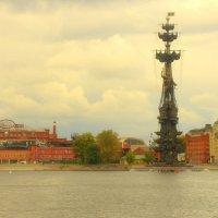 Красный Октябрь, Петр I, и все остальное, что смогла вместить. ;) :: Арина Дмитриева