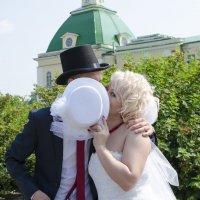 поцелуй :: Ольга Русакова