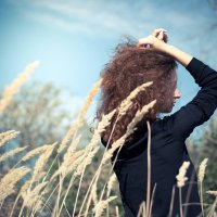 Девушка осенью. Фотограф в Белгороде Руслан Кокорев :: Руслан Кокорев