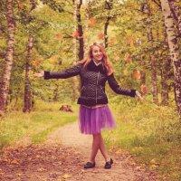 осень листва. хочу больше листьев)) :: Anna Enikeeva