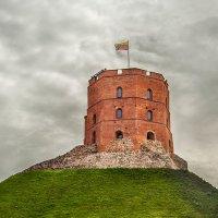 Башня Гедимина. Вильнюс. :: Александр Афромеев