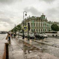 Постоянство дождя. :: dragonflight78.klimov