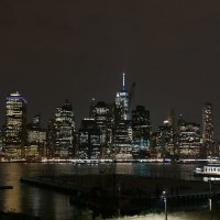 Manhatten view from Brooklyn :: Павел L