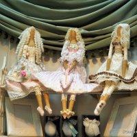 три девицы из ларца :: Олег Лукьянов