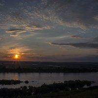Восход на Оке :: Игорь Егоров