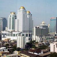Бангкок блеск и нищета :: Александр Липовецкий