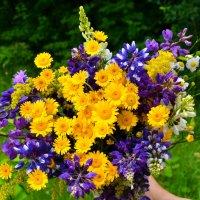 Букет цветов :: Марина Романова