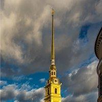 Петропавловский собор :: Valerii Ivanov