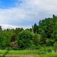 Вид на обелиск Брогливо :: Светлана