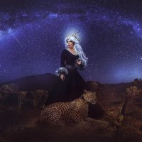 Упавшая звезда :: Ксения Мифэйр