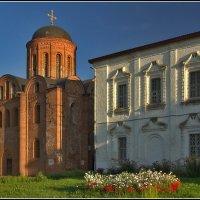 Церковь Петра и Павла, сер. XII в, Смоленск :: Дмитрий Анцыферов