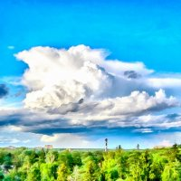 Из окна...на облака :: Miro Forja