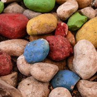 Каменный бордюр. :: Alla