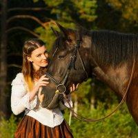 Осеннее волшебство :: Olga Podkopaeva