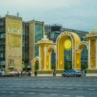 Москва, Пушкинская площадь :: Игорь Герман