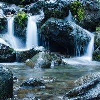 Молочный водопад :: Любовь Нефёдова