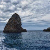 На морской прогулке.. :: Светлана Игнатьева