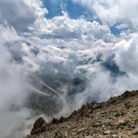Дорога в облака :: Владимир Амангалиев