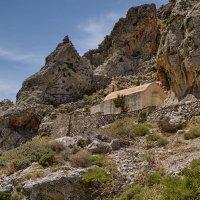 Часовня Св. Николая , Крит :: Priv Arter