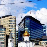 Контраст веков... :: Евгений Клинков