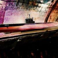 Мinisterium дизельной подводной лодки, летящей в подземном тоннеле... :: Кай-8 (Ярослав) Забелин
