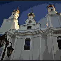 Свято-Покровский женский монастырь в Толочине :: Дмитрий Анцыферов