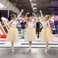Танцоры :: Павел Ребрук