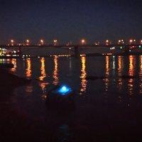 Вечер затмения, полнолуние :: Елена Бушуева