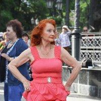 Танцы в городском саду :: Олег Нигматуллин